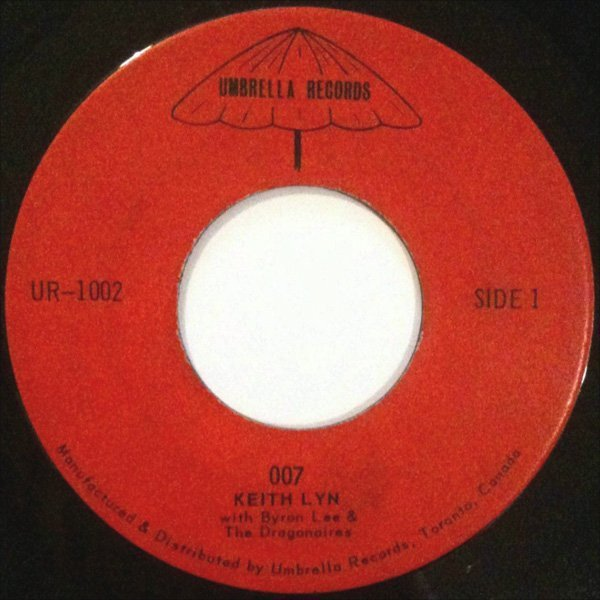 Byron Lee And The Dragonaires - 007 / Rock Steady