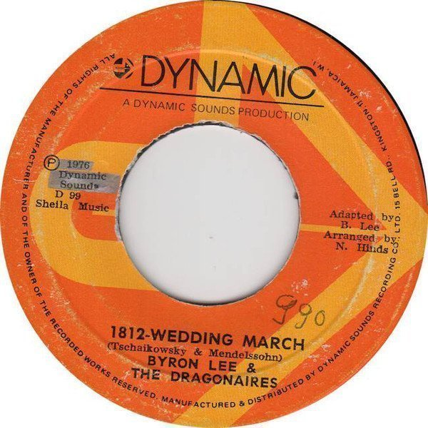 Byron Lee And The Dragonaires - 1812- Wedding March