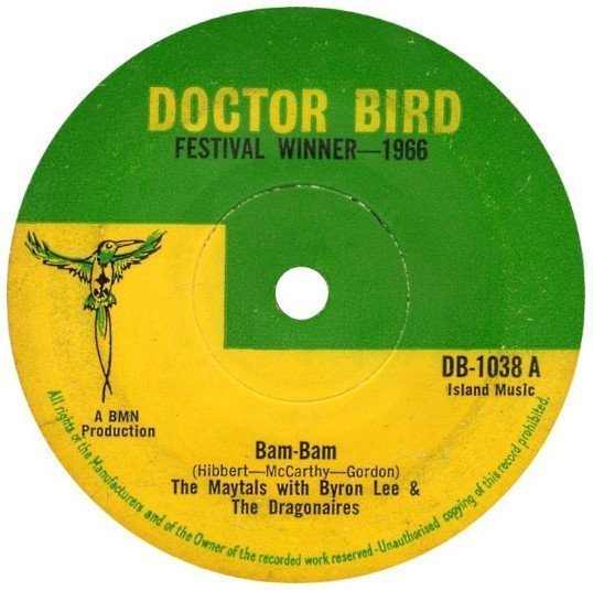 Byron Lee And The Dragonaires - Bam-Bam