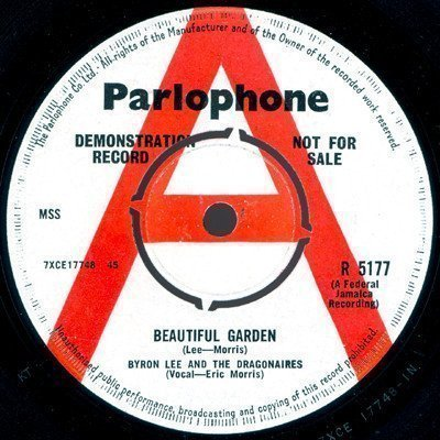 Byron Lee And The Dragonaires - Beautiful Garden
