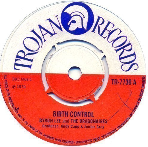 Byron Lee And The Dragonaires - Birth Control