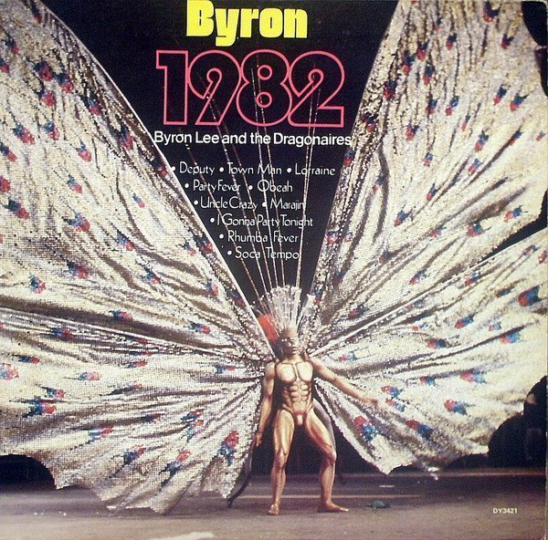 Byron Lee And The Dragonaires - Byron 1982