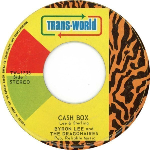 Byron Lee And The Dragonaires - Cash Box