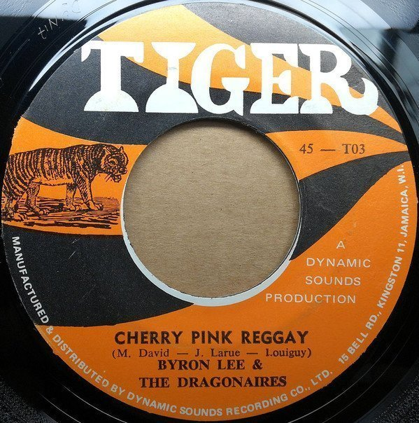 Byron Lee And The Dragonaires - Cherry Pink Reggay