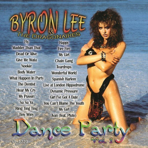 Byron Lee And The Dragonaires - Dance Party Vol. 1