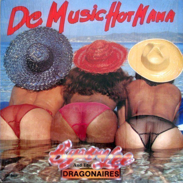 Byron Lee And The Dragonaires - De Music Hot Mama