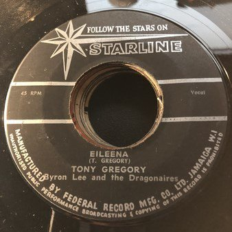 Byron Lee And The Dragonaires - Eileena / Baby