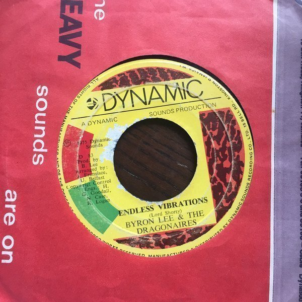 Byron Lee And The Dragonaires - Endless Vibrations / Cannon In D