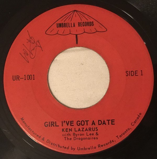 Byron Lee And The Dragonaires - Girl I've Got A Date