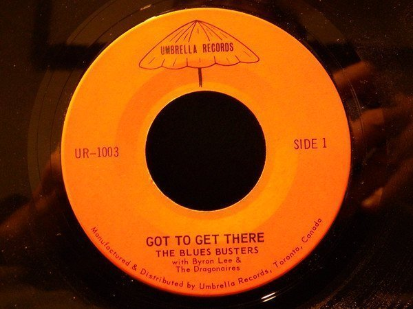 Byron Lee And The Dragonaires - Got To Get There