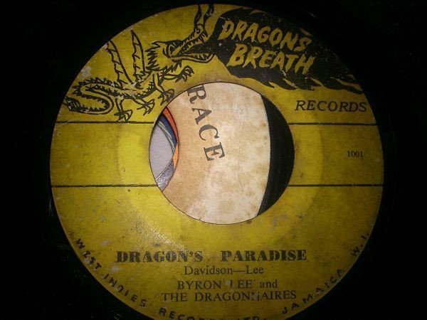 Byron Lee And The Dragonaires - Jamaica Jump Up
