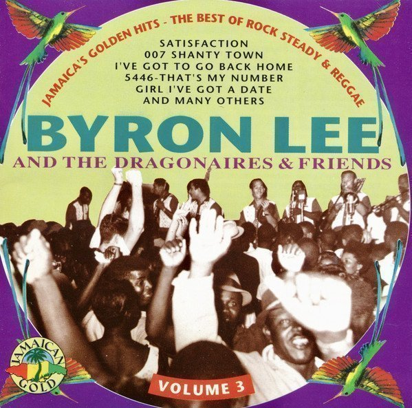 Byron Lee And The Dragonaires - Jamaica