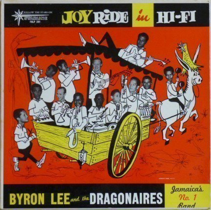 Byron Lee And The Dragonaires - Joy Ride
