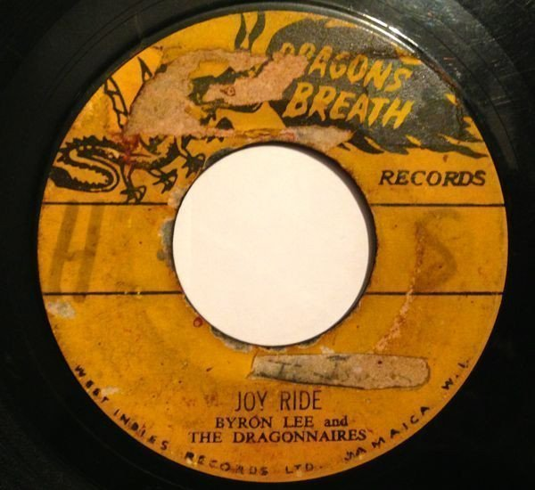 Byron Lee And The Dragonaires - Joy Ride / Over The Rainbow
