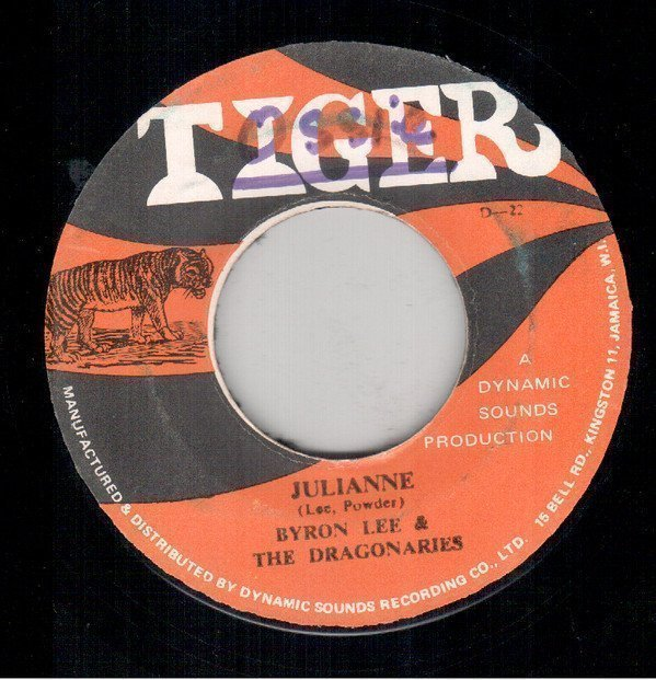 Byron Lee And The Dragonaires - Julianne / Tracey