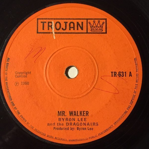 Byron Lee And The Dragonaires - Mr. Walker