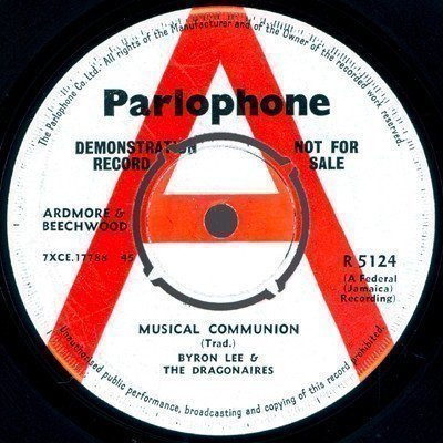 Byron Lee And The Dragonaires - Musical Communion