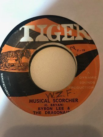 Byron Lee And The Dragonaires - Musical Scorcher / Lattisimo