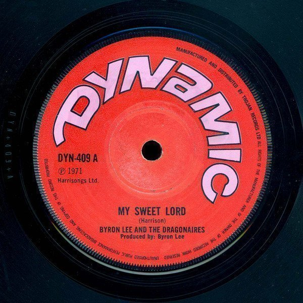 Byron Lee And The Dragonaires - My Sweet Lord