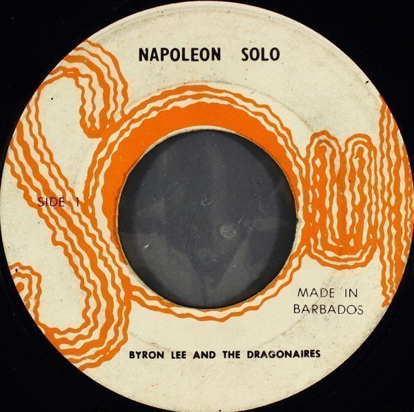 Byron Lee And The Dragonaires - Napoleon Solo