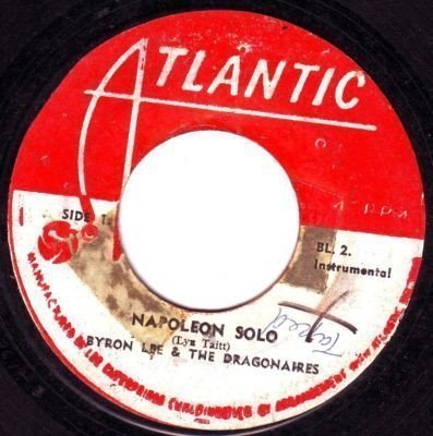 Byron Lee And The Dragonaires - Napoleon Solo / It