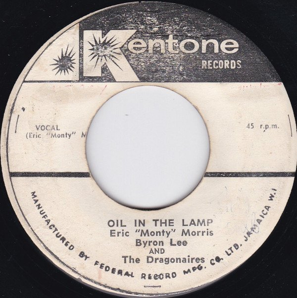 Byron Lee And The Dragonaires - Oil In The Lamp / It Will Be Ages