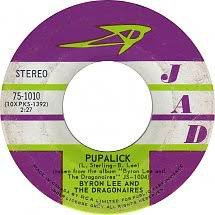 Byron Lee And The Dragonaires - Pupalick / Nice Time