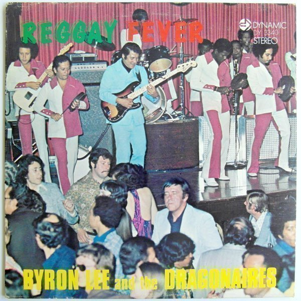 Byron Lee And The Dragonaires - Reggay Fever