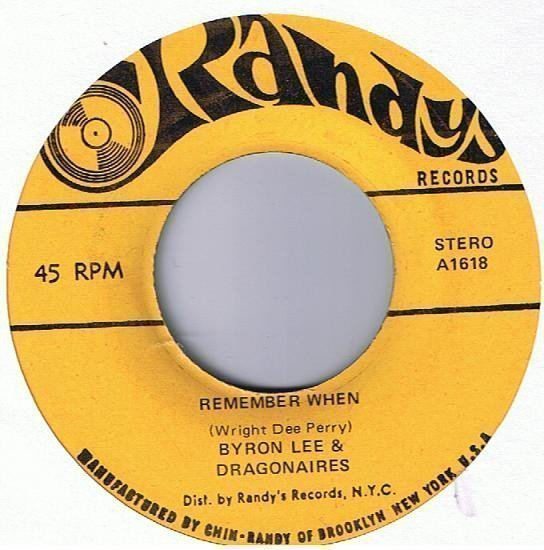Byron Lee And The Dragonaires - Remember When