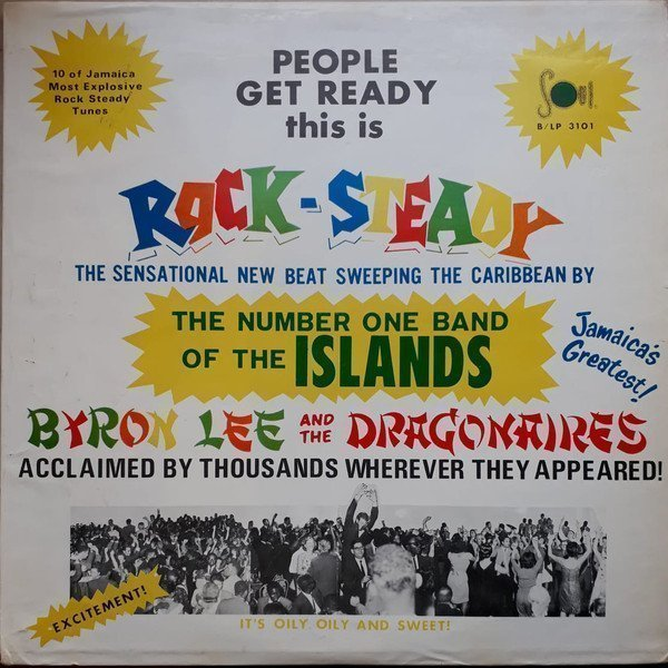 Byron Lee And The Dragonaires - Rock - Steady - 67