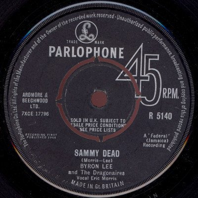 Byron Lee And The Dragonaires - Sammy Dead