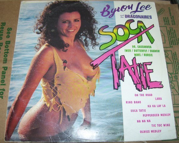 Byron Lee And The Dragonaires - Soca Tatie