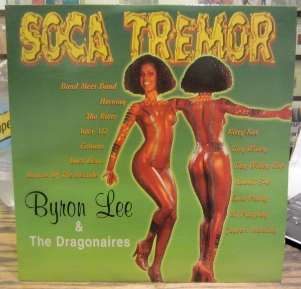 Byron Lee And The Dragonaires - Soca Tremor