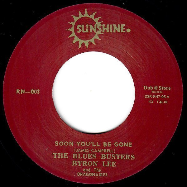 Byron Lee And The Dragonaires - Soon You