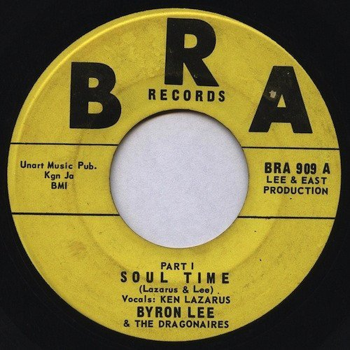 Byron Lee And The Dragonaires - Soul Time