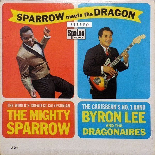 Byron Lee And The Dragonaires - Sparrow Meets The Dragon