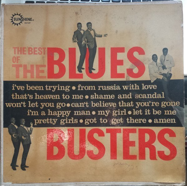 Byron Lee And The Dragonaires - The Best Of The Blues Busters