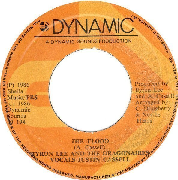 Byron Lee And The Dragonaires - The Flood