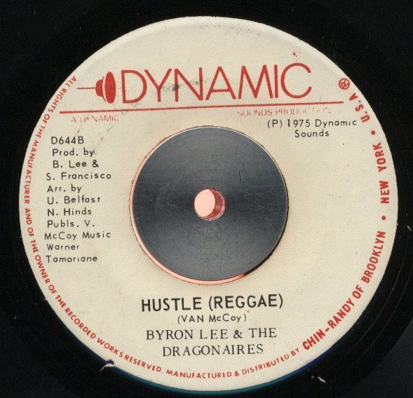 Byron Lee And The Dragonaires - The Hustle