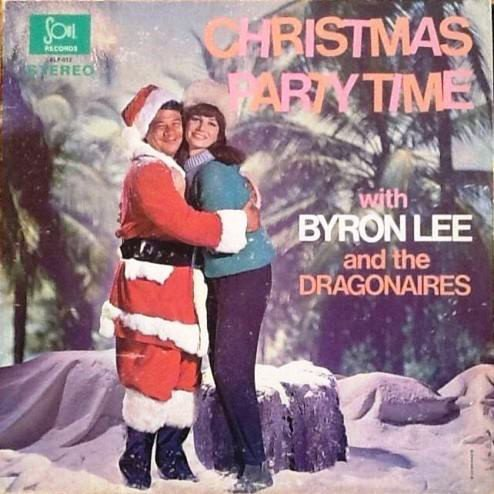 Byron Lee  The Dragonaires - Christmas Party Time