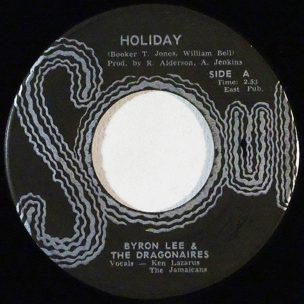 Byron Lee  The Dragonaires - Holiday