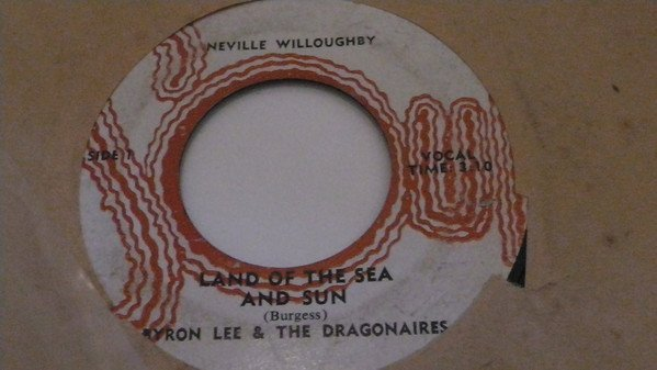 Byron Lee  The Dragonaires - Michael / Land Of The Sea And Sun
