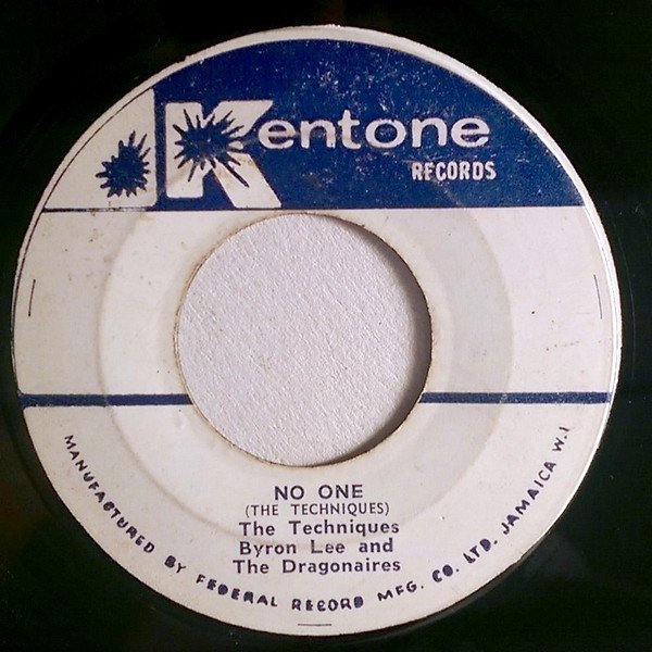 Byron Lee  The Dragonaires - No One / Don