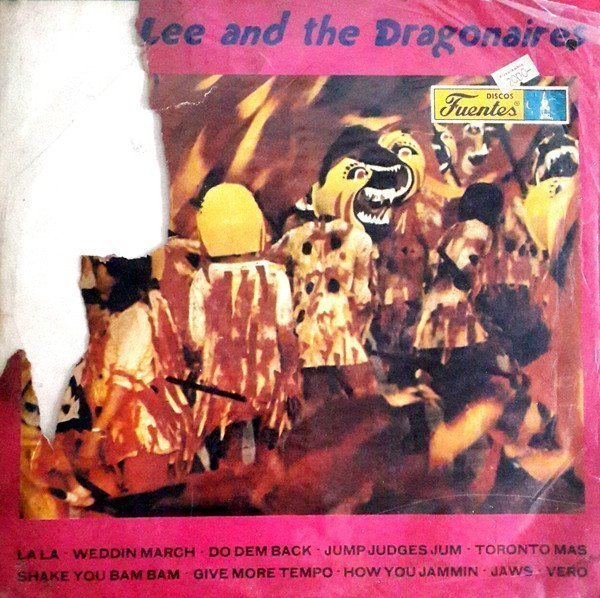 Byron  The Dragonaires - Byron Lee And The Dragonaires