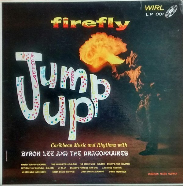 Byron  The Dragonaires - Firefly Jump Up
