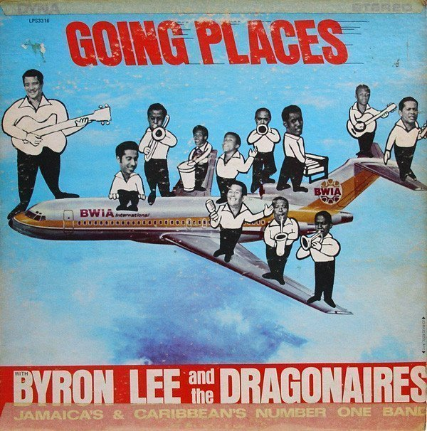 Byron  The Dragonaires - Going Places