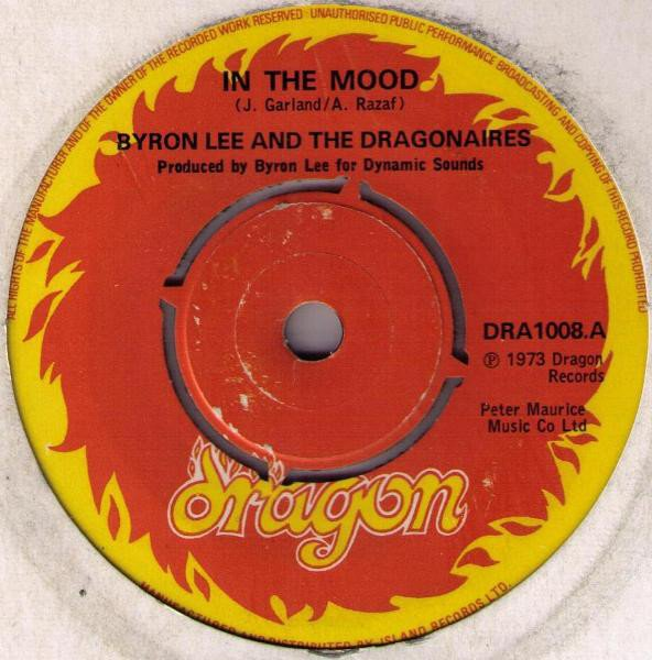 Byron  The Dragonaires - In The Mood