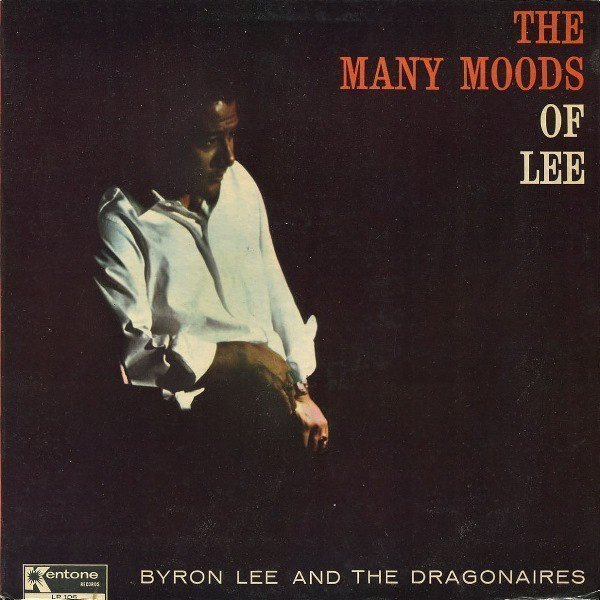 Byron  The Dragonaires - The Many Moods Of Lee