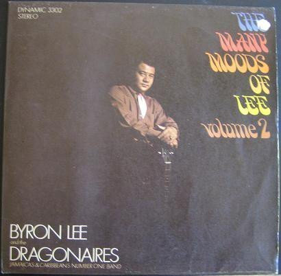 Byron  The Dragonaires - The Many Moods Of Lee Volume 2