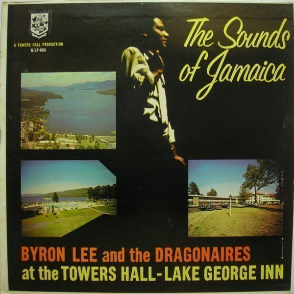 Byron  The Dragonaires - The Sounds Of Jamaica